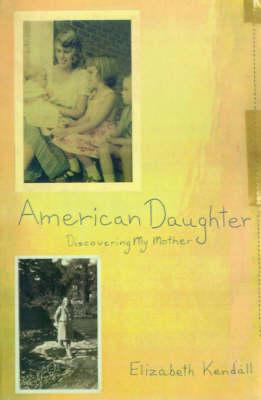 American Daughter book