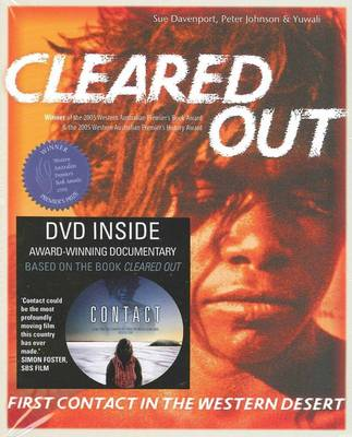 Cleared Out + DVD 'Contact' by Sue Davenport