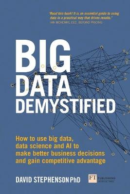Big Data Demystified book
