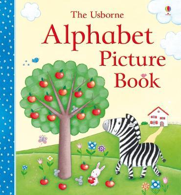 Alphabet Picture Book by Rosalinde Bonnet