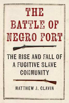 The Battle of Negro Fort: The Rise and Fall of a Fugitive Slave Community by Matthew J. Clavin