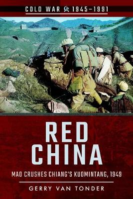 Red China by Gerry Van Tonder