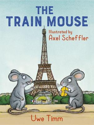 The Train Mouse book