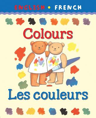 Colours/Les Couleurs by Catherine Bruzzone