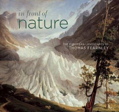 In Front of Nature book