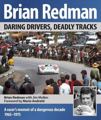 Brian Redman by Brian Redman