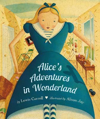 Alice's Adventures in Wonderland Board Book book