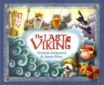 The Last Viking by Norman Jorgensen