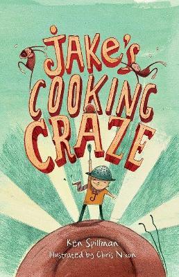 Jake's Cooking Craze book