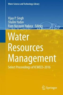 Water Resources Management by Shalini Yadav
