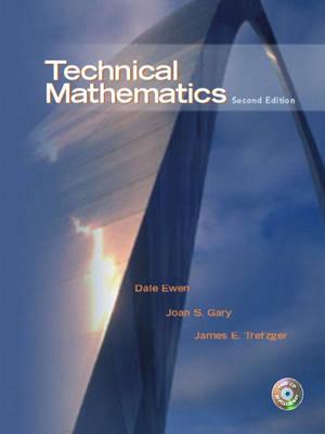 Technical Mathematics by Dale Ewen