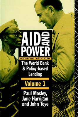 Aid and Power Analysis and Policy Proposals v.1 by Jane Harrigan
