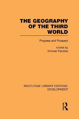 Geography of the Third World by Michael Pacione