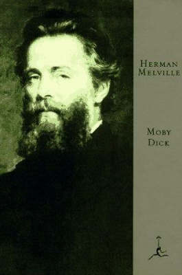 Mod Lib Moby-Dick by Herman Melville
