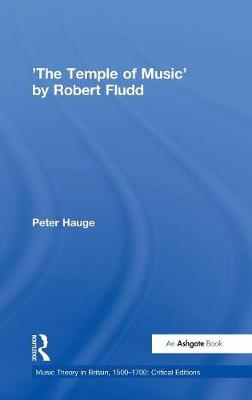 'The Temple of Music' by Robert Fludd book