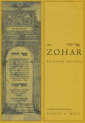 The Zohar by Daniel Chanan Matt