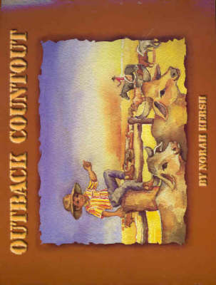 Outback Countout book