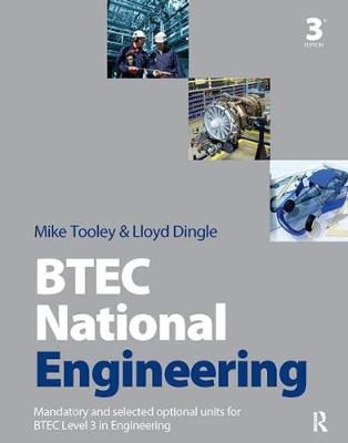 BTEC National Engineering, 3rd ed book
