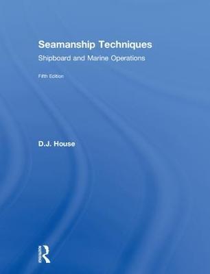 Seamanship Techniques book
