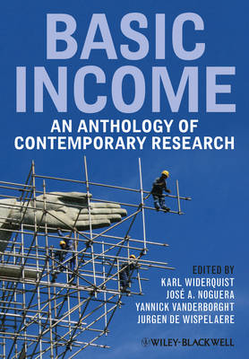 Basic Income by Karl Widerquist