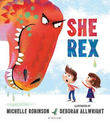 She Rex book