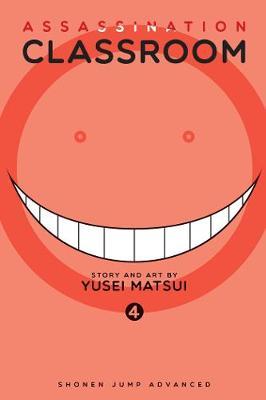 Assassination Classroom, Vol. 4 by Yusei Matsui