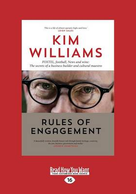 Rules of Engagement by Kim Williams