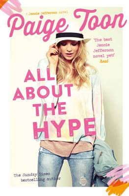 All About the Hype by Paige Toon