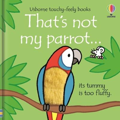 That's not my parrot... book