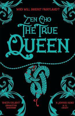 The True Queen book