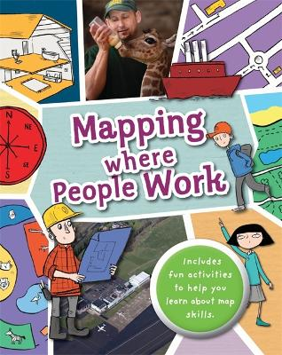 Mapping: Where People Work by Jen Green