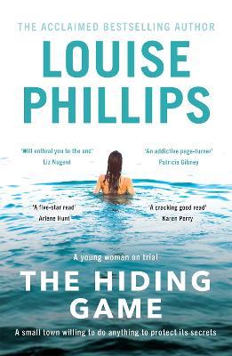 The Hiding Game book