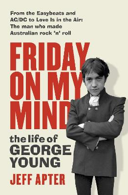 Friday On My Mind book