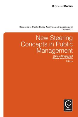 New Steering Concepts in Public Management by Steven Van de Walle
