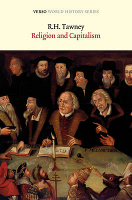 Religion and the Rise of Capitalism by R. H. Tawney