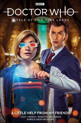 Doctor Who: A Tale of Two Time Lords by Jody Houser