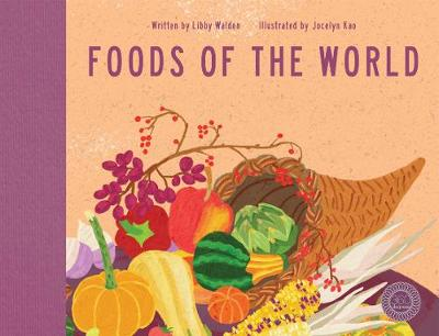 Foods of the World book