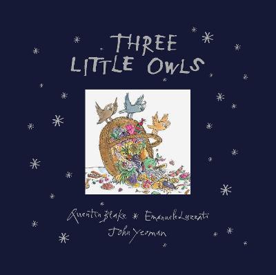 Three Little Owls book