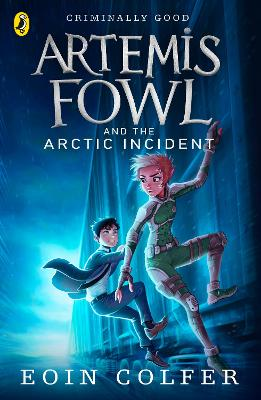 Artemis Fowl and The Arctic Incident book