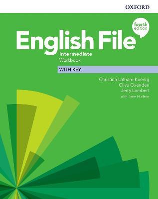 English File: Intermediate: Workbook with Key book