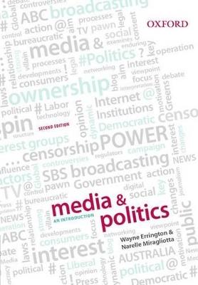 Media & Politics by Wayne Errington