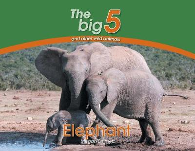 Elephant: The Big 5 and Other Wild Animals by Megan Emmett