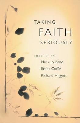 Taking Faith Seriously book