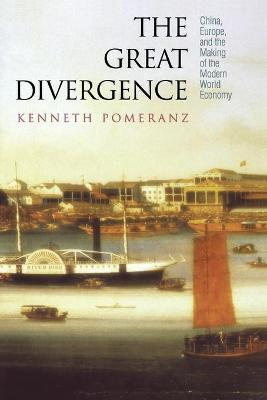 The Great Divergence by Kenneth Pomeranz