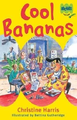Cool Bananas by Christine Harris