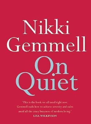 On Quiet book