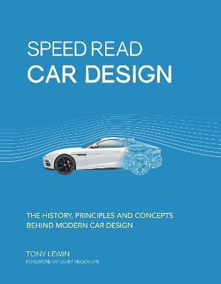 Speed Read Car Design by Tony Lewin