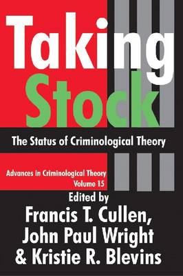 Taking Stock by Francis T. Cullen