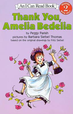 Thank You, Amelia Bedelia book