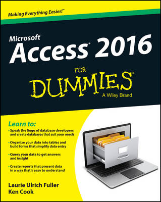 Access 2016 For Dummies book